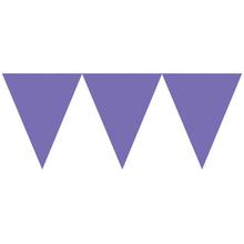 Vlajka fialová 450cm