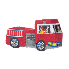 Piňata hasiči auto