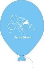 Balónky k narození chlapečka
