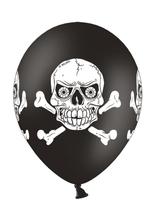 Balonky Skull - potisk 4 strany