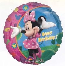 Foliový balónek Minnie 45cm Amscan