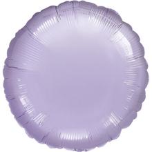 Balónek kruh Lilac Metallic Pearl 43cm