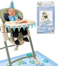 1. narozeniny set modrý