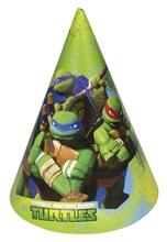 Želvy Ninja čepičky 6ks