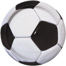 Fotbal talíře 8ks 20cm