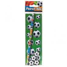 Fotbal set - tužka, guma a samolepky