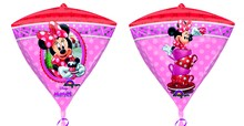Minnie Mouse foliový balónek 38x43cm