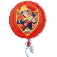 Požárník Sam balónek 43 cm