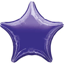 Hvězda Purple Metallic 42cm