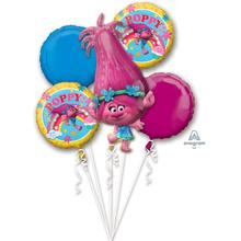 Trollové balónky set balónků 5 ks