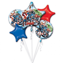 Avengers balónky sada 5 ks