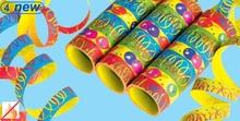 Serpentýny Ballon Party 3ks / 4 m x 14 mm /
