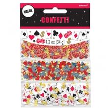Casino konfety 34g