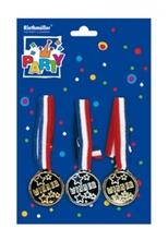Medaile 3ks 3,5cm