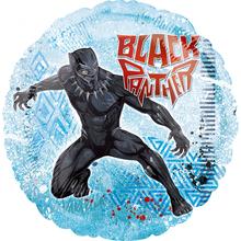 Black Panther balónek 42 cm