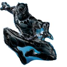 Black Panther balónek  81cm x 81cm