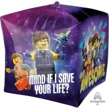 Lego Movie 2 balónek fóliový 38 cm x 38 cm