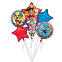 Toy Story balónky sada 5 ks