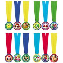 Super Mario medaile 12 ks