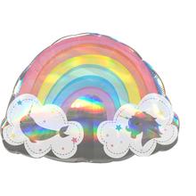 Balónek duha 71 cm x 50 cm