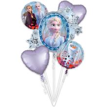 Frozen 2 sada balónky 5 ks