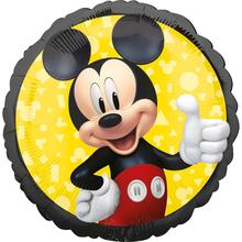 Mickey Mouse balónek 42 cm