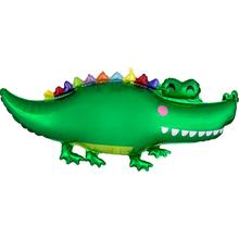 Krokodýl balónek 106 cm