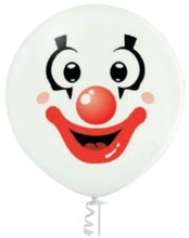 Klaun balón 60 cm B 250
