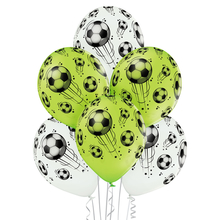 Fotbal balónky 6 ks 30 cm