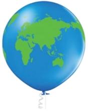 Zeměkoule balón 60 cm B 250