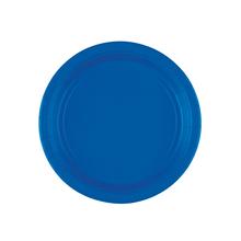 Talíře modré 8 ks 18 cm