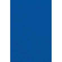 Ubrus modrý dva v jednom - papír + PVC 137 cm x 274 cm
