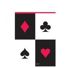 Casino ubrus 137cm x 260cm