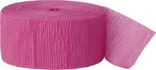 Krepový papír Bright Pink 24,6m x 4,4cm