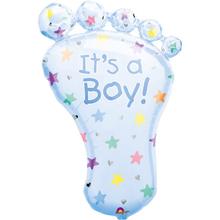 It's a Boy! fóliový balónek 82 cm x 58 cm