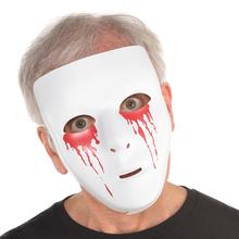 Maska krvácející oči