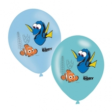 Hledá se Dory balonky 6ks 27,5cm