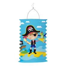 Lampion pirát 28 cm