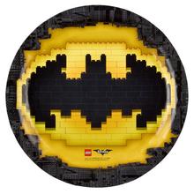 Lego Batman talíře 8ks 23cm