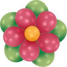 Balonky kytka