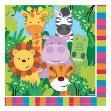 Safari ubrousky 20 ks 33 cm x 33 cm