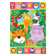 Safari taška na dárek 8 ks