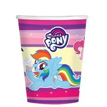 My Little Pony kelímky 8 ks, 250 ml