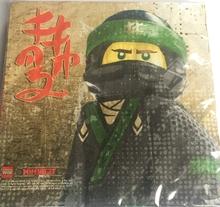 Lego Ninjago ubrousky 20ks 33cm x 33cm