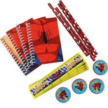 Spiderman set 16 ks