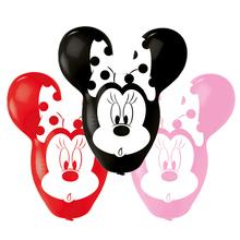 Minnie Mouse balónky 4 ks 55,8 cm