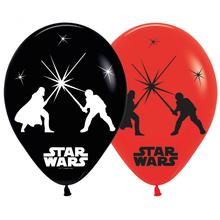 Star Wars LED balónky 5 ks 28 cm