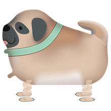 Pes chodící balónek