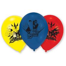 Avengers balónky 6 ks mix barev