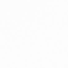 Napron dekorativní ubrus bílý Dunicel® 84 cm x 84 cm